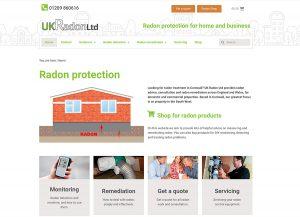 website uk radon