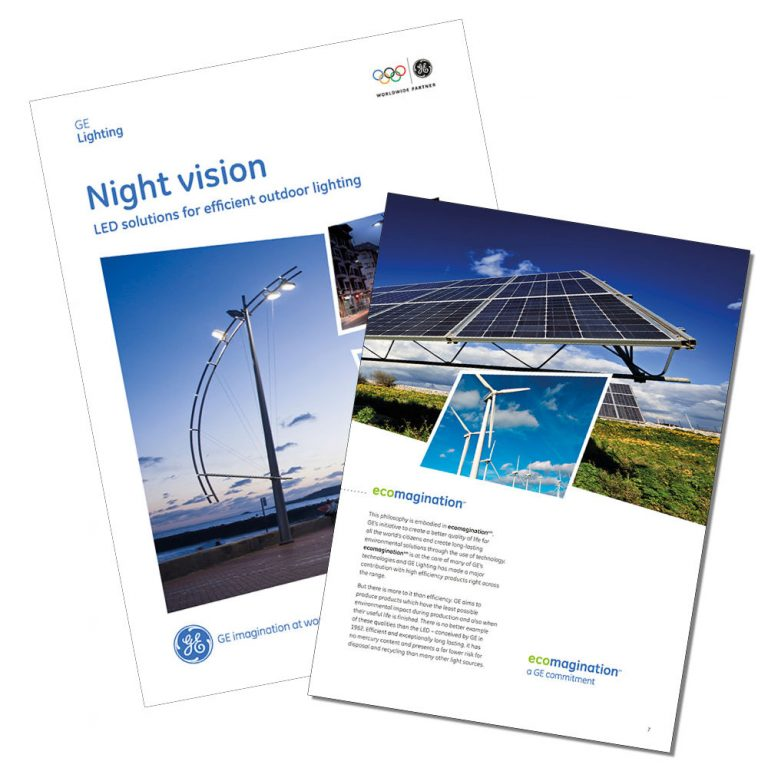 Brochures, flyers, leaflets 1
