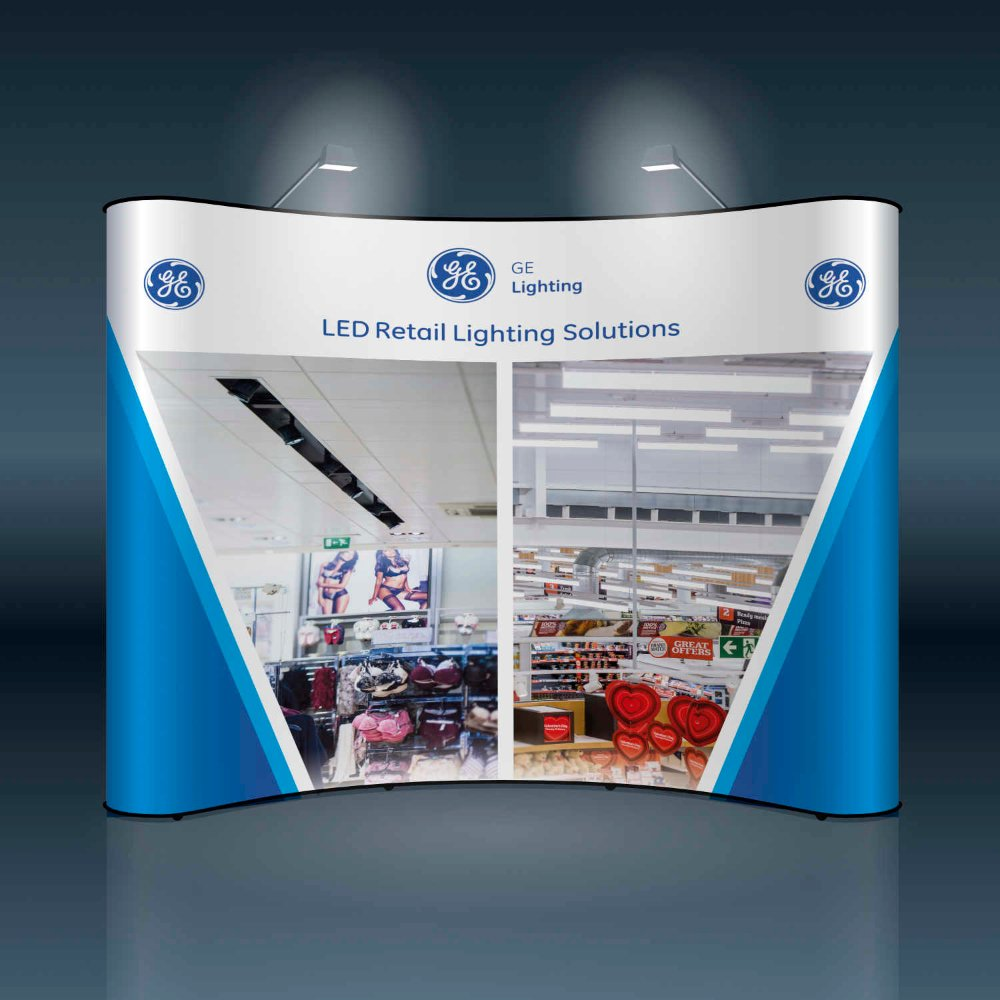 Large format display graphics 1