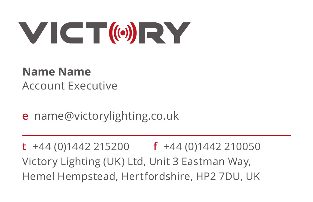 Rebranding A Lighting Company