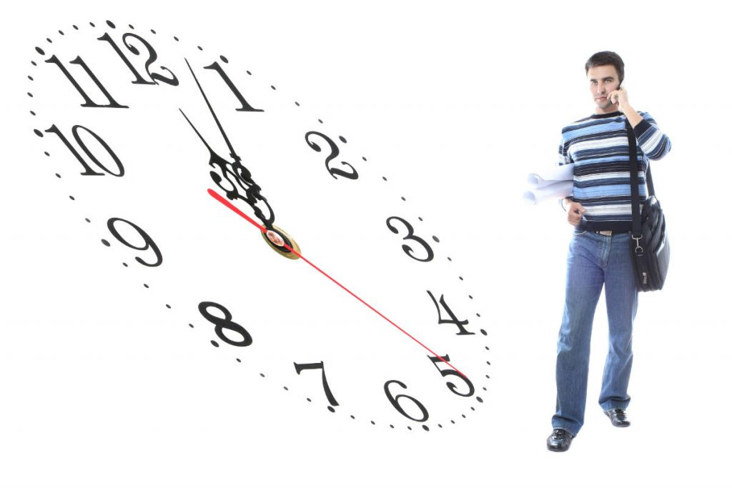 Keeping track of time 1